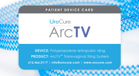 First Patient Device Card